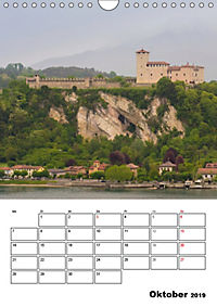 Lago Maggiore - Impressionen vom Westufer (Wandkalender 2019 DIN A4 hoch) - Produktdetailbild 10