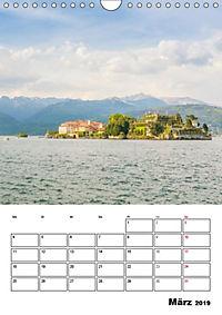 Lago Maggiore - Impressionen vom Westufer (Wandkalender 2019 DIN A4 hoch) - Produktdetailbild 3