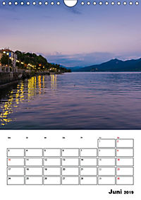 Lago Maggiore - Impressionen vom Westufer (Wandkalender 2019 DIN A4 hoch) - Produktdetailbild 6