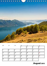 Lago Maggiore - Impressionen vom Westufer (Wandkalender 2019 DIN A4 hoch) - Produktdetailbild 8