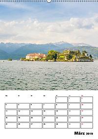 Lago Maggiore - Impressionen vom Westufer (Wandkalender 2019 DIN A2 hoch) - Produktdetailbild 3