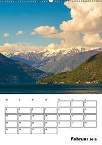 Lago Maggiore - Impressionen vom Westufer (Wandkalender 2019 DIN A2 hoch) - Produktdetailbild 2