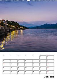 Lago Maggiore - Impressionen vom Westufer (Wandkalender 2019 DIN A2 hoch) - Produktdetailbild 6