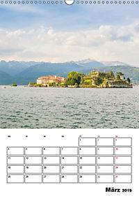 Lago Maggiore - Impressionen vom Westufer (Wandkalender 2019 DIN A3 hoch) - Produktdetailbild 3