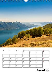 Lago Maggiore - Impressionen vom Westufer (Wandkalender 2019 DIN A3 hoch) - Produktdetailbild 8