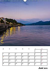 Lago Maggiore - Impressionen vom Westufer (Wandkalender 2019 DIN A3 hoch) - Produktdetailbild 6
