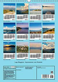 Lago Maggiore - Impressionen vom Westufer (Wandkalender 2019 DIN A3 hoch) - Produktdetailbild 13