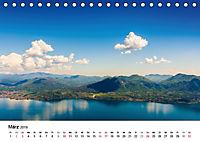 Lago Maggiore - Unterwegs am Westufer (Tischkalender 2019 DIN A5 quer) - Produktdetailbild 3