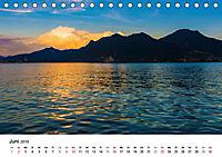 Lago Maggiore - Unterwegs am Westufer (Tischkalender 2019 DIN A5 quer) - Produktdetailbild 6