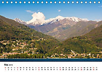 Lago Maggiore - Unterwegs am Westufer (Tischkalender 2019 DIN A5 quer) - Produktdetailbild 5