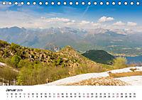Lago Maggiore - Unterwegs am Westufer (Tischkalender 2019 DIN A5 quer) - Produktdetailbild 1