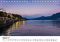 Lago Maggiore - Unterwegs am Westufer (Tischkalender 2019 DIN A5 quer) - Produktdetailbild 8