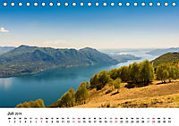 Lago Maggiore - Unterwegs am Westufer (Tischkalender 2019 DIN A5 quer) - Produktdetailbild 7