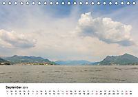 Lago Maggiore - Unterwegs am Westufer (Tischkalender 2019 DIN A5 quer) - Produktdetailbild 9