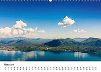 Lago Maggiore - Unterwegs am Westufer (Wandkalender 2019 DIN A2 quer) - Produktdetailbild 3