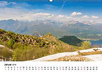 Lago Maggiore - Unterwegs am Westufer (Wandkalender 2019 DIN A2 quer) - Produktdetailbild 1