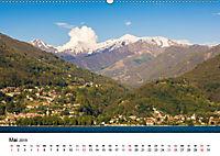 Lago Maggiore - Unterwegs am Westufer (Wandkalender 2019 DIN A2 quer) - Produktdetailbild 5