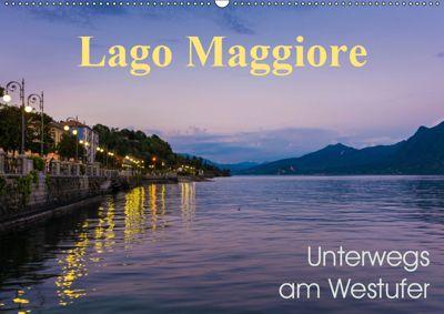 Lago Maggiore - Unterwegs am Westufer (Wandkalender 2019 DIN A2 quer), Martin Wasilewski