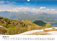 Lago Maggiore - Unterwegs am Westufer (Wandkalender 2019 DIN A3 quer) - Produktdetailbild 1