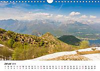 Lago Maggiore - Unterwegs am Westufer (Wandkalender 2019 DIN A4 quer) - Produktdetailbild 1