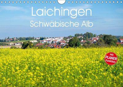 Laichingen - Schwäbische Alb Planer (Wandkalender 2019 DIN A4 quer), Michael Brückmann MIBfoto