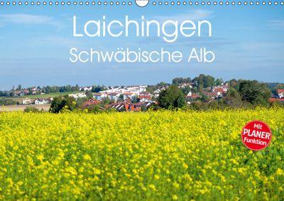 Laichingen - Schwäbische Alb Planer (Wandkalender 2019 DIN A3 quer), Michael Brückmann