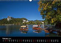Lake Bled Slovenia (Wall Calendar 2019 DIN A3 Landscape) - Produktdetailbild 2