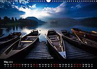 Lake Bled Slovenia (Wall Calendar 2019 DIN A3 Landscape) - Produktdetailbild 5