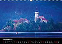 Lake Bled Slovenia (Wall Calendar 2019 DIN A3 Landscape) - Produktdetailbild 9