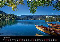 Lake Bled Slovenia (Wall Calendar 2019 DIN A3 Landscape) - Produktdetailbild 8