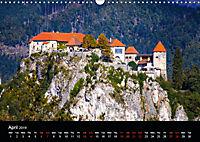 Lake Bled Slovenia (Wall Calendar 2019 DIN A3 Landscape) - Produktdetailbild 4