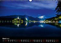 Lake Bled Slovenia (Wall Calendar 2019 DIN A3 Landscape) - Produktdetailbild 3