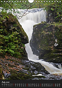 Lake District - Landscapes of Water / UK Version (Wall Calendar 2019 DIN A4 Portrait) - Produktdetailbild 7