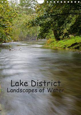 Lake District - Landscapes of Water / UK Version (Wall Calendar 2019 DIN A4 Portrait), Leon Uppena (GDT)