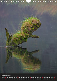 Lake District - Landscapes of Water / UK Version (Wall Calendar 2019 DIN A4 Portrait) - Produktdetailbild 3