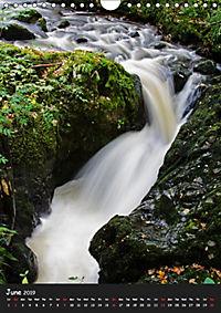 Lake District - Landscapes of Water / UK Version (Wall Calendar 2019 DIN A4 Portrait) - Produktdetailbild 6