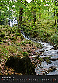 Lake District - Landscapes of Water / UK Version (Wall Calendar 2019 DIN A4 Portrait) - Produktdetailbild 9