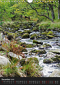 Lake District - Landscapes of Water / UK Version (Wall Calendar 2019 DIN A4 Portrait) - Produktdetailbild 12
