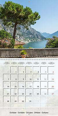 LAKE GARDA Idyllic Limone sul Garda (Wall Calendar 2019 300 × 300 mm Square) - Produktdetailbild 10