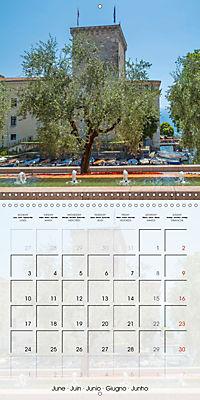 LAKE GARDA Idyllic Torbole and Riva del Garda (Wall Calendar 2019 300 × 300 mm Square) - Produktdetailbild 6
