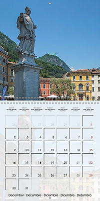 LAKE GARDA Idyllic Torbole and Riva del Garda (Wall Calendar 2019 300 × 300 mm Square) - Produktdetailbild 12