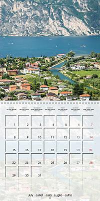 LAKE GARDA Idyllic Torbole and Riva del Garda (Wall Calendar 2019 300 × 300 mm Square) - Produktdetailbild 7