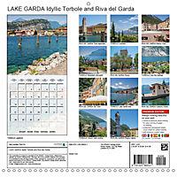 LAKE GARDA Idyllic Torbole and Riva del Garda (Wall Calendar 2019 300 × 300 mm Square) - Produktdetailbild 13