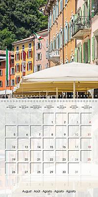 LAKE GARDA Idyllic Torbole and Riva del Garda (Wall Calendar 2019 300 × 300 mm Square) - Produktdetailbild 8