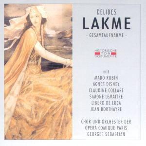 Lakme, Chor & Orch.D.Opera Comique Pa