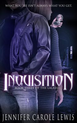 Lalassu: Inquisition (Lalassu, #3), Jennifer Carole Lewis