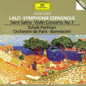 Lalo: Symphony espagnole Op.21 / Saint-Saens: Concerto For Violin And Orchestra No. 3 In B Minor, Op. 61 / Berlioz: Reve, Ithak Perlman, Daniel Barenboim, Op