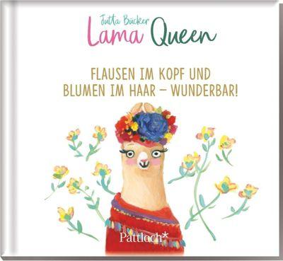 Lama Queen - Flausen im Kopf und Blumen im Haar - wunderbar!