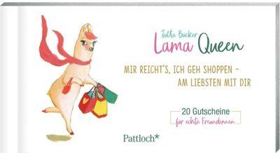 Lama Queen - Mir reicht's, ich geh shoppen - am liebsten mit dir