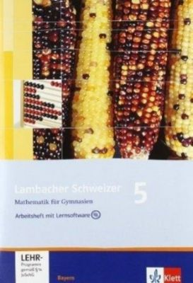 Lambacher-Schweizer, Ausgabe Bayern: 5. Schuljahr, Arbeitsheft m. CD-ROM